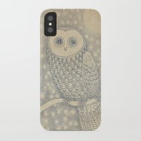 starry night iPhone & iPod Cases featuring Starry Night by Eric Fan