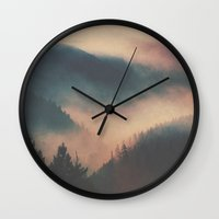 hobbit Wall Clocks featuring the hobbit  by courtjones_