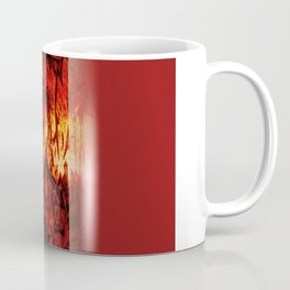 Bombing Coffee Mug