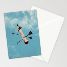 Arrows 2 Stationery Cards