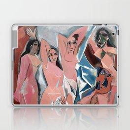 Pablo Picasso - Les Demoiselles d'Avignon 1907 - Artwork for Prints Posters Tshirts Men Women Kids Laptop & iPad Skin