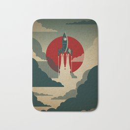 The Voyage Bath Mat