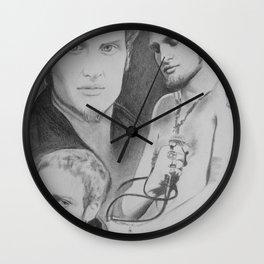 Layne Staley Wall Clock