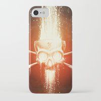 melissa smith iPhone & iPod Cases featuring Black Smith by Dr. Lukas Brezak
