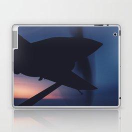 Sunset over the North Sea Laptop & iPad Skin