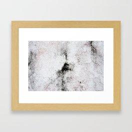 The Right Spot Framed Art Print