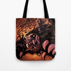 Zaulian Beast Tote Bag