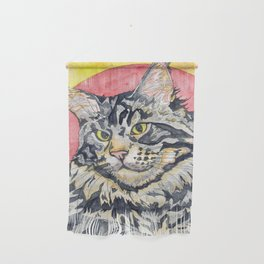Maine Coon Wall Hanging