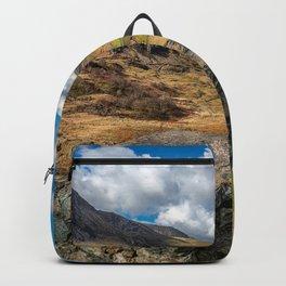 Nant Ffrancon Pass Snowdonia Backpack