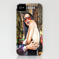 Street Phenomenon Aaliyah iPhone (4, 4s) Slim Case