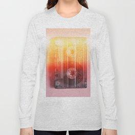 Cassette#exposure#film#effect Long Sleeve T-shirt