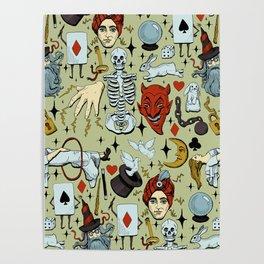 Antique Magic Starter Pack Color Poster
