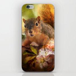 You Foxy Thing iPhone Skin