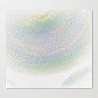 hologram Canvas Prints featuring Hologram by trendmae