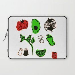 Let's Give Them Something to Guac About Laptop Sleeve