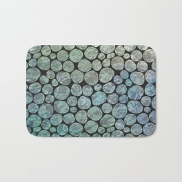 If pebbles were wishes Bath Mat
