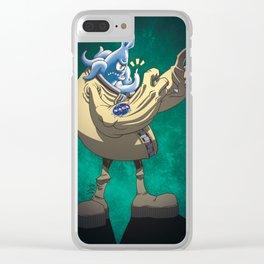 Calamari Joe Clear iPhone Case