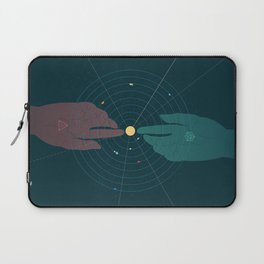 Parallel Universe Laptop Sleeve