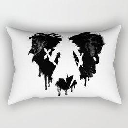 I LOVE Castlevania Rectangular Pillow