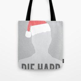 Die Hard Minimalist Poster Tote Bag