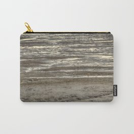 Little birds in the sand Carry-All Pouch