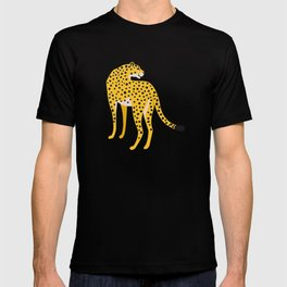 The Stare 2: Golden Cheetah Edition T-shirt