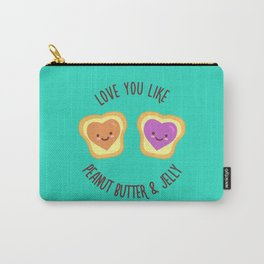 Sweet Lovers Carry-All Pouch