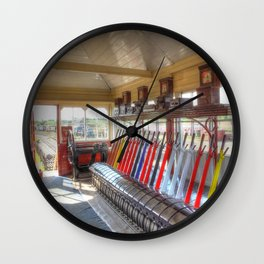 Signal Box Wall Clock