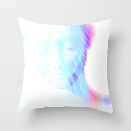For Rosa Throw Pillow