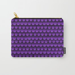 Armor Pattern Ultra Violet Carry-All Pouch