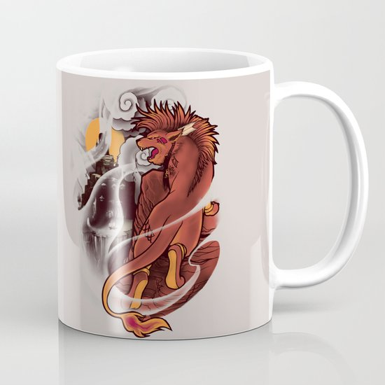 Valley of the Fallen Star Mug