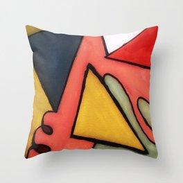Haute Funk Throw Pillow