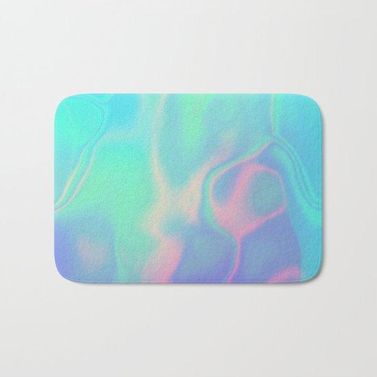 Rainbow Sea Bath Mat