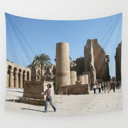 Temple of Luxor, no. 28 Wall Tapestry