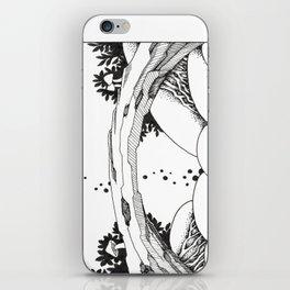 Magic Highland iPhone Skin