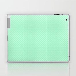 Mint Green Abstract VI Laptop & iPad Skin
