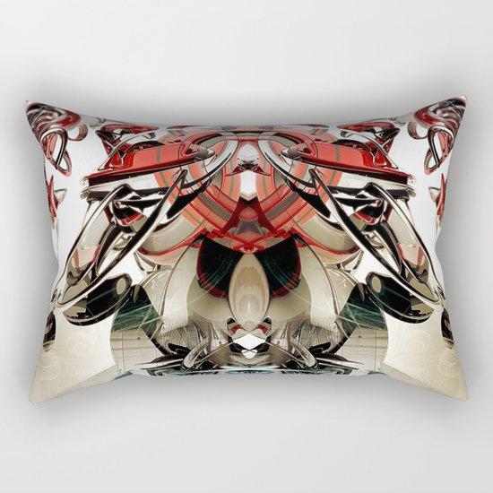 Vacío Rectangular Pillow