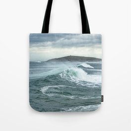 Storm Surfers, Fidstral Tote Bag