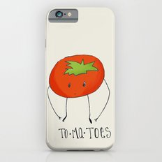 To-ma-toes Slim Case iPhone 6s
