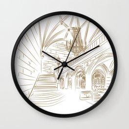 Royal Ballroom Wall Clock