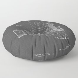 DREAM MACHINE Floor Pillow