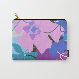 Spring Flower Song Carry-All Pouch
