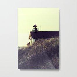 Lighthouse 4 Metal Print