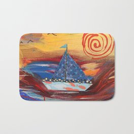 Pilgrims Journey Bath Mat