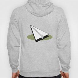 Paper Airplane 1 Hoody