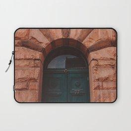 Brooklyn Door IV Laptop Sleeve