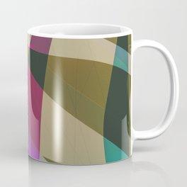 Abstract Composition No. 1 Coffee Mug
