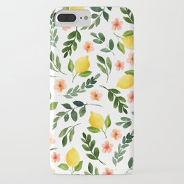 Lemon Grove iPhone Case