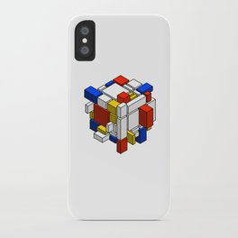 Cuboidism iPhone Case