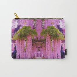 Wisteria Gardens Japan Carry-All Pouch
